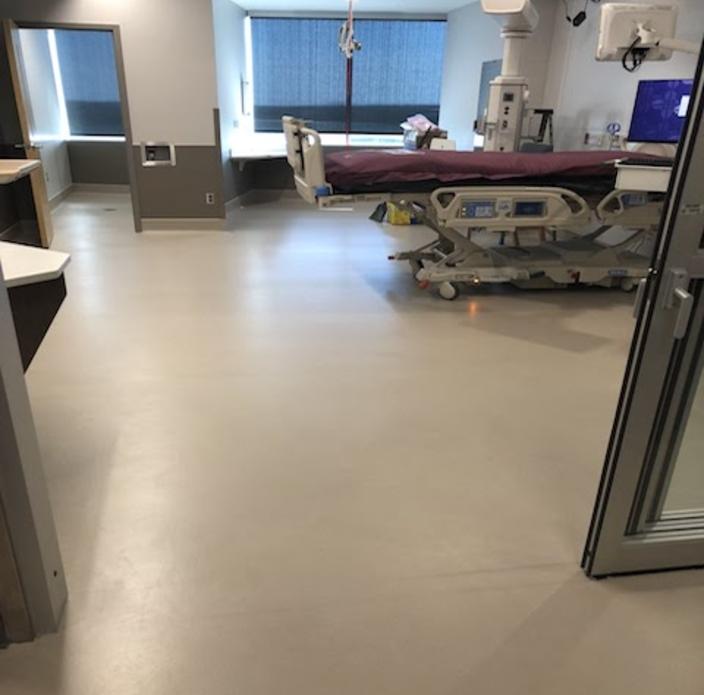 SRMC Critical Care Pavilion