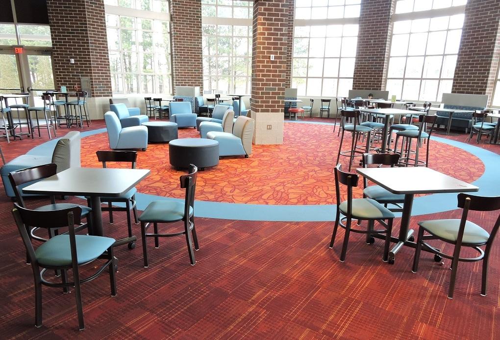 Dorman High School College-Career-Fine Arts Center