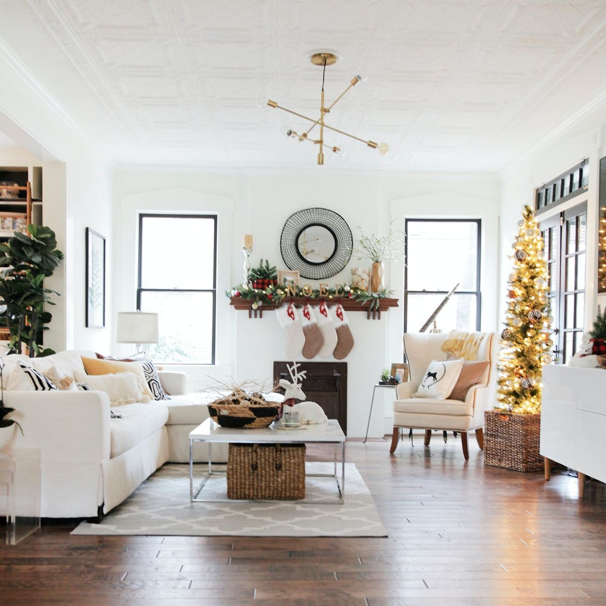 Create a Warm and Inviting Home for the Holidays