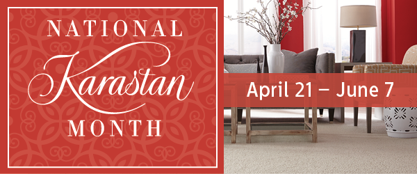National Karastan Month