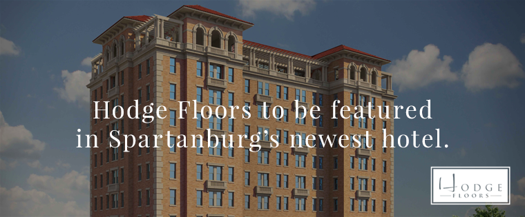 Hodge Floors is Excited to Contribute to a New Landmark