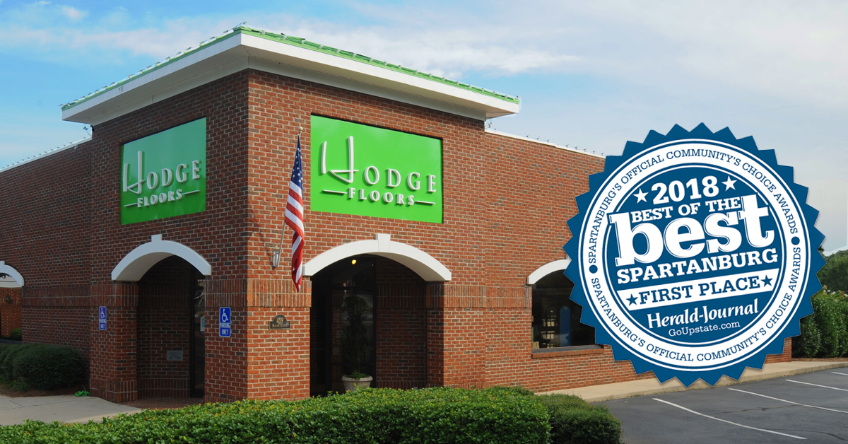Thank you Spartanburg: We're proud to again be Best of the Best!