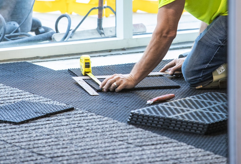 Hodge Floors Installs State-of-the-art Flooring System at GSP